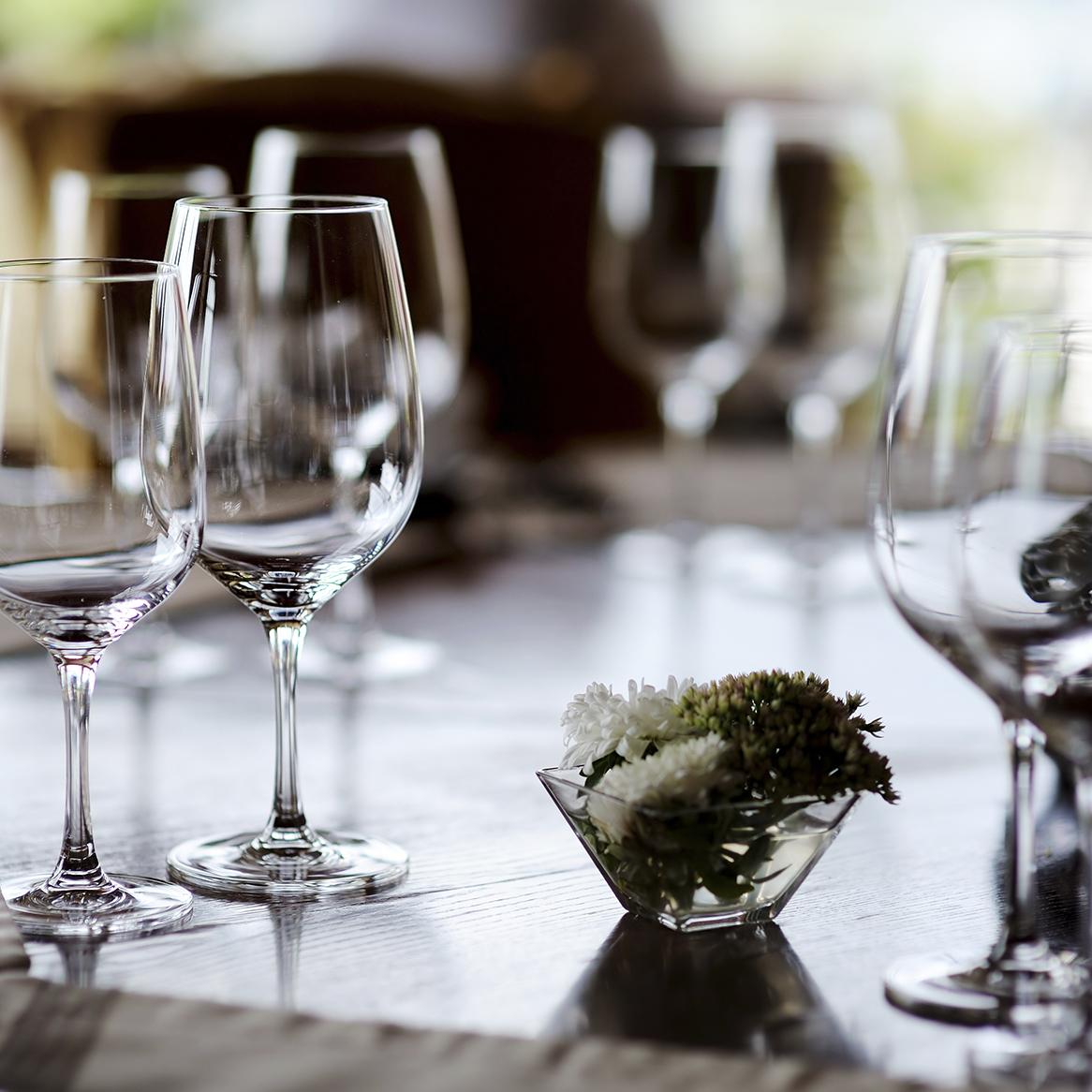 Hold fest og selskaber på Restaurant Muuh i Rækker Mølle Bryghus